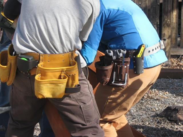 tool belt cameo