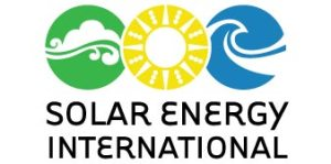 Thank You Solar Energy International!