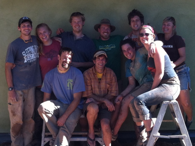 Spring 2012 Building Crew