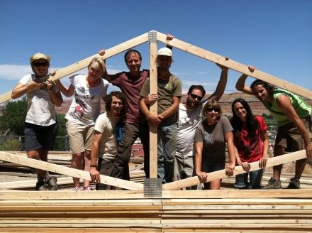 Fall 2012 Building Crew